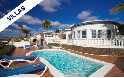 VILLAS FOR SALE IN LANZAROTE